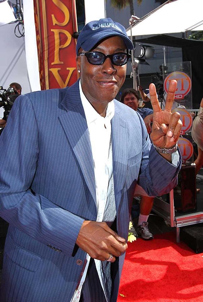 """February 12: Arsenio Hall turns 56 Alexandra Wyman/<a href=""""http://www.gettyimages.com/"""" target=""""new"""">GettyImages.com</a> - July 14, 2010"""