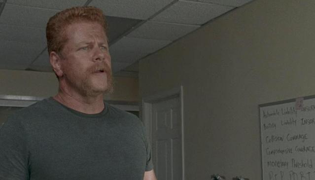 Michael Cudlitz as Abraham in 'The Walking Dead' (Photo: AMC)