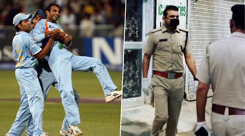 ICC Lauds Joginder Sharma's Efforts With Police Force Amid COVID-19 Lockdown, Calls Him a 'Real World Hero'