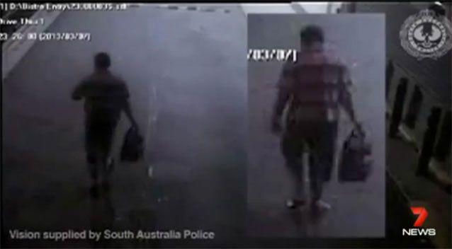 CCTV footage of Jelicic was not enough to prove his link to Mr Piscioneri's murder. Photo: 7 News