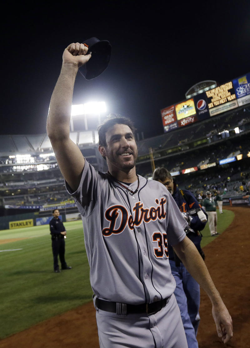 Verlander back in form at the perfect time