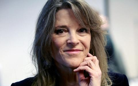 Marianne Williamson - Credit: Reuters