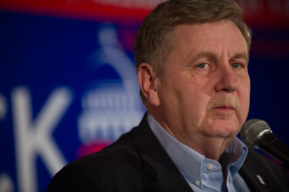 Rick Saccone. (Photo by Jeff Swensen/Getty Images)