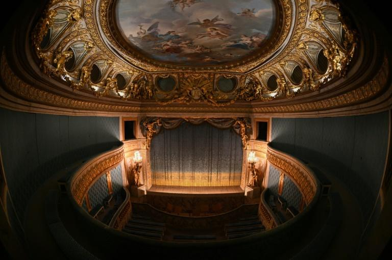 Marie-Antoinette last performed on stage here in 1785