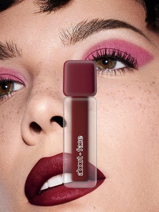 <p>I have even been blending multiple shades of the <span>About-Face Paint-It Matte Lip Color</span> ($22) to give myself the perfect custom hue.</p>