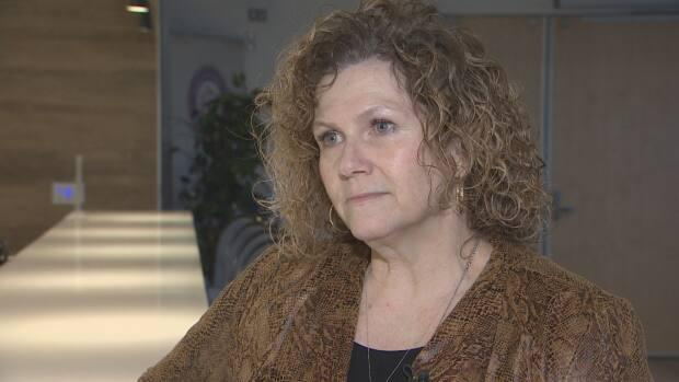 Northwood CEO Janet Simm says with growing COVID-19 case counts in the community, it increases the likelihood of a positive case at the long-term care home. (Craig Paisley/CBC - image credit)