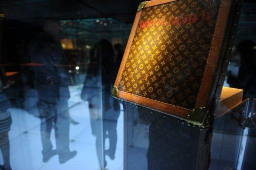 Louis Vuitton was the respondents' top luxury brand in China, named by 39 percent of them