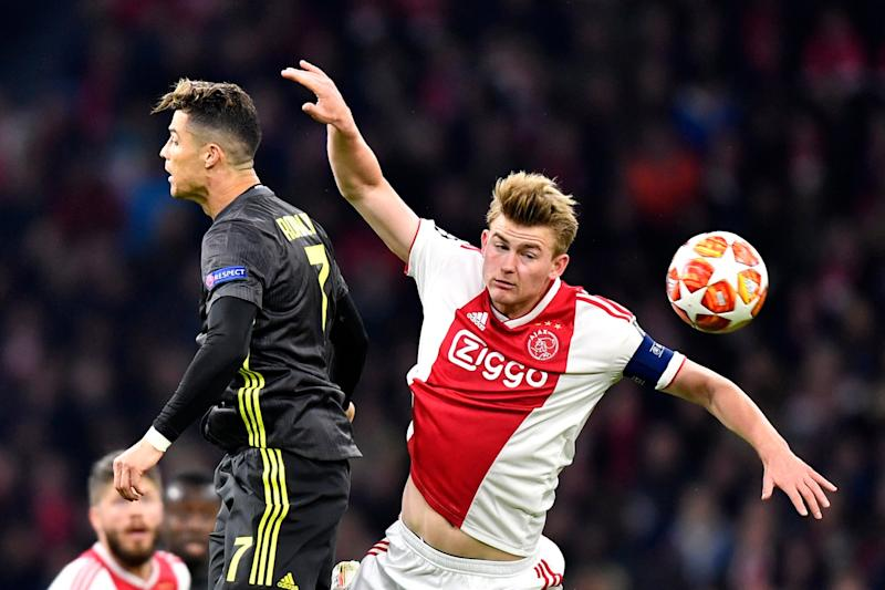 Ajax vs Juventus: Five things we learned as David Neres cancels out Cristiano Ronaldo's opener