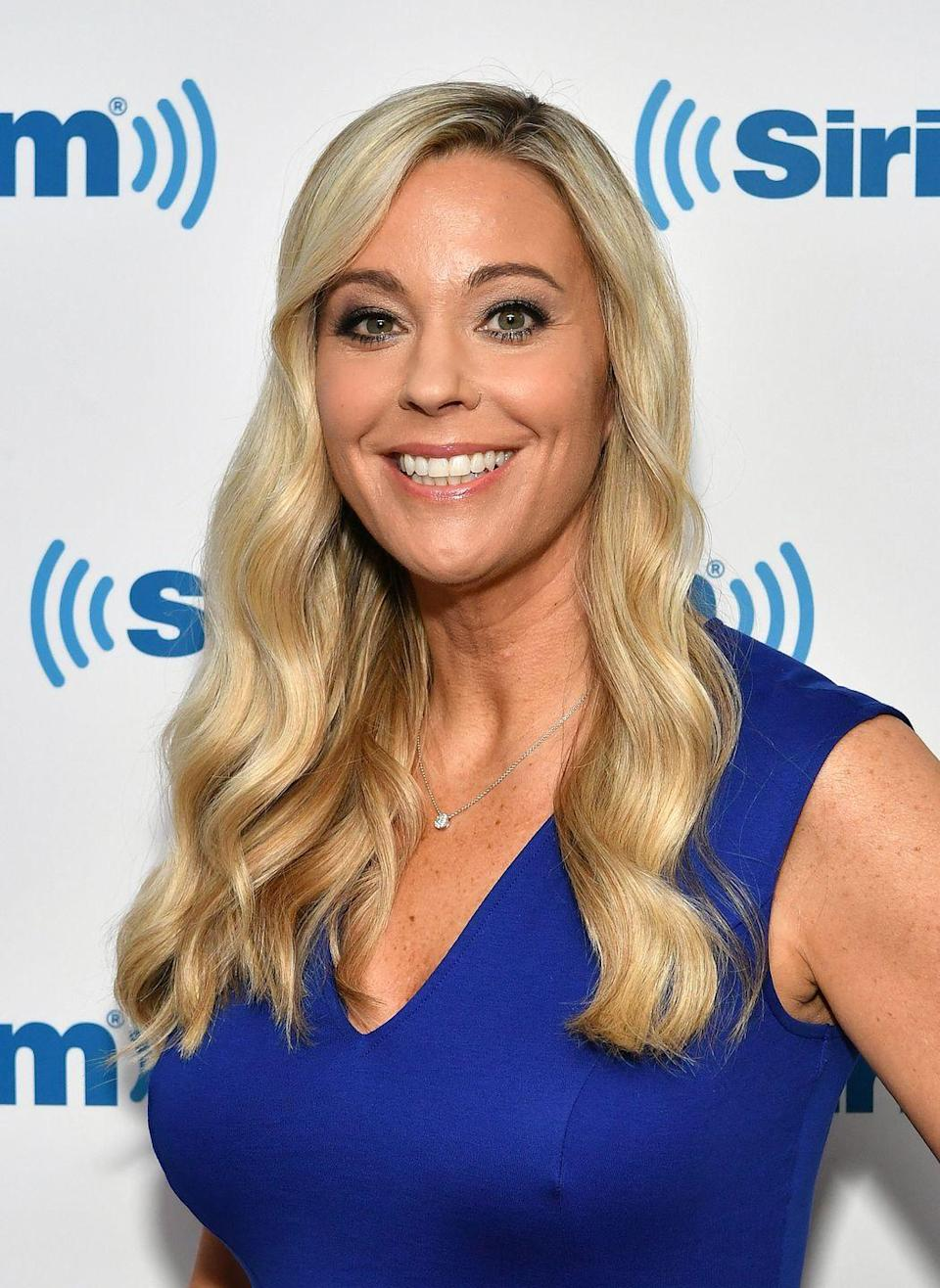 <p>Following her separation from husband Jon in 2009, Kate continued filming the family reality show until 2017, under the readjusted title <em>Kate Plus Eigh</em><em>t</em>. Last year, TLC aired a spin-off for Gosselin, titled <em>Kate Plus Date</em> – wherein Kate's two eldest daughters sought to find her a romantic partner.</p>