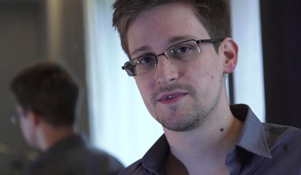 Hong Kong declined a US request in 2013 to extradite whistle-blower Edward Snowden. Photo: EPA-EFE