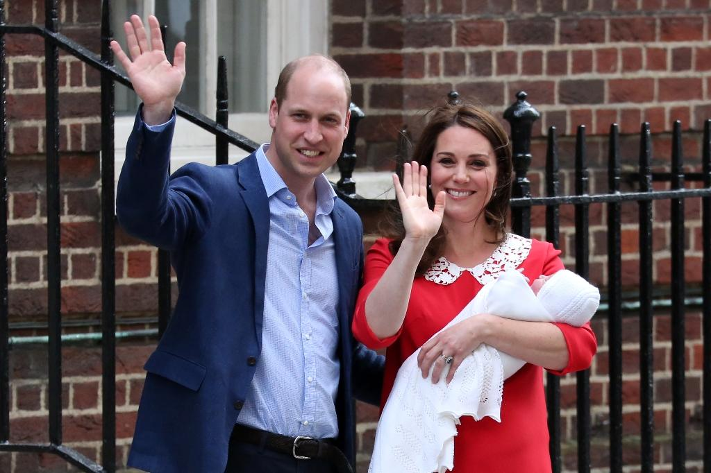Britain's Prince William, Duke of Cambridge and Catherine, Duchess of Cambridge aka Kate Middleton,said last year said they were pleased with the court's verdict (AFP Photo/Isabel INFANTES)