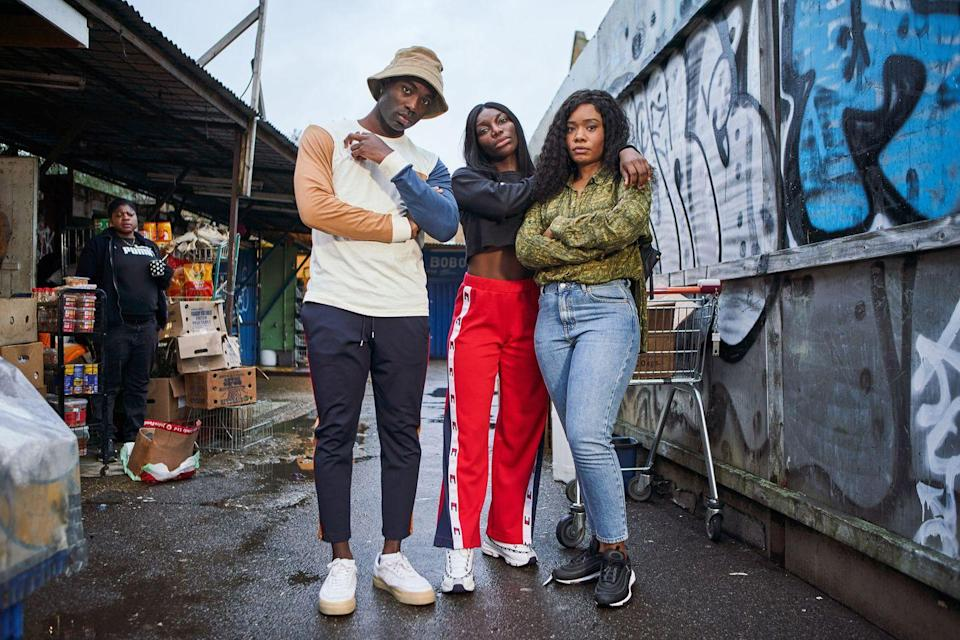 """<p>According to Lyst, Michaela Coel's leading role of Arabella in I May Destroy You sported a """"Nineties-inspired-meets-fashion-influencer aesthetic"""" throughout the series. Her patterned cardigans, however, were the hit of the show, with searches up 43 per cent when the show first aired, from June to September.</p>"""
