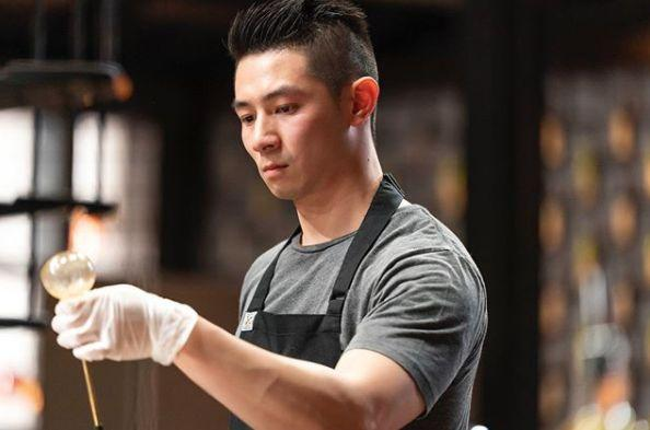 'MasterChef Australia: Back To Win' contestant Reynold Poernomo (Photo: Channel 10 )