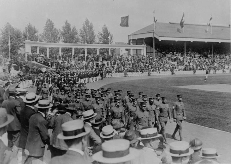 OLIMPICAS AMBERES 1920