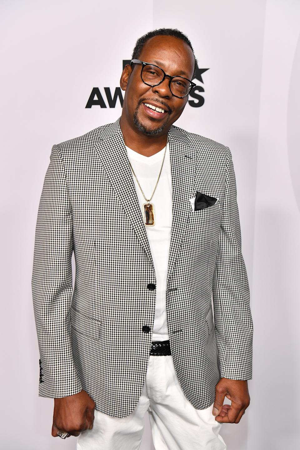 LOS ANGELES, CALIFORNIA - JUNE 20: Singer Bobby Brown attends PREMIX Hosted By Connie Orlando at The Sunset Room on June 20, 2019 in Los Angeles, California. (Photo by Paras Griffin/Getty Images for BET)