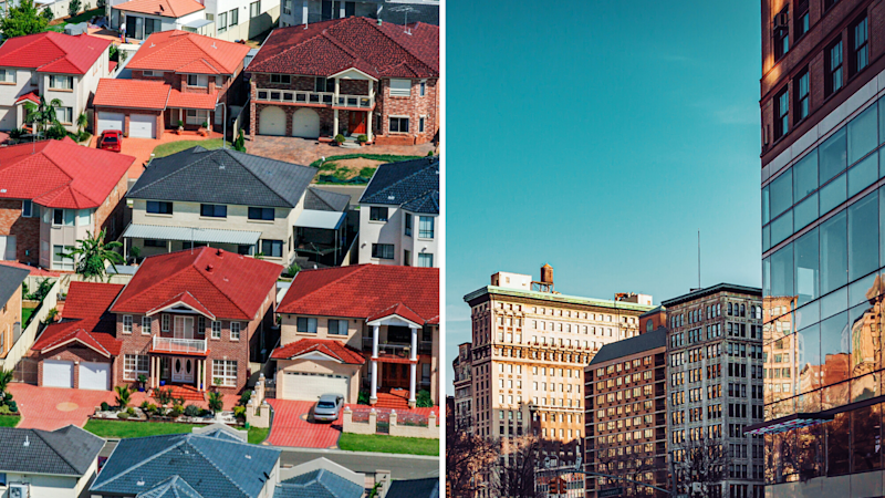What are the pros and cons of investing in residential vs commercial property? (Source: Getty)