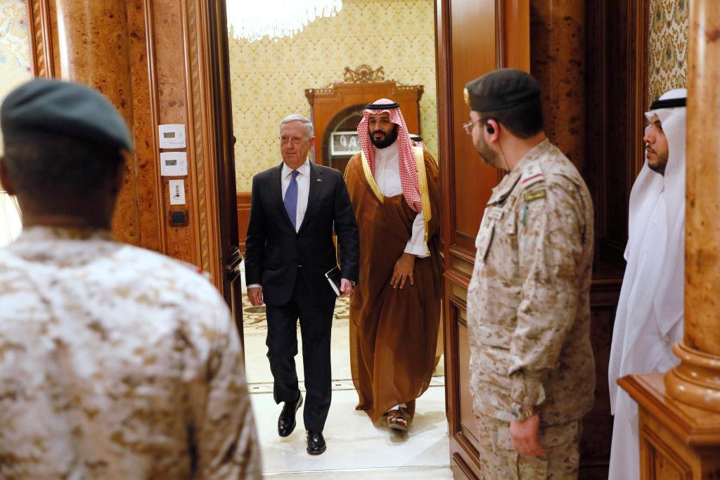 State Dept. Slams Saudi; U.S. and China Defense Officials Meet