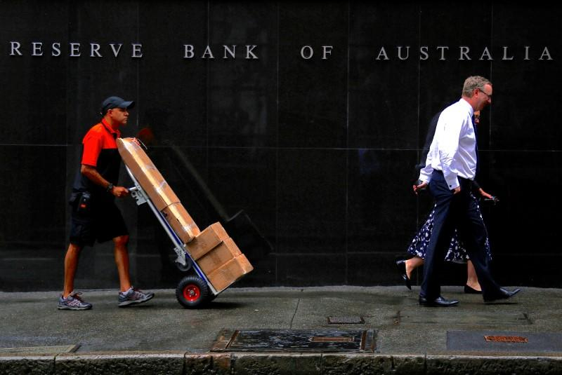 Australia central bank pins hope on quicker economic recovery after pandemic shutdown