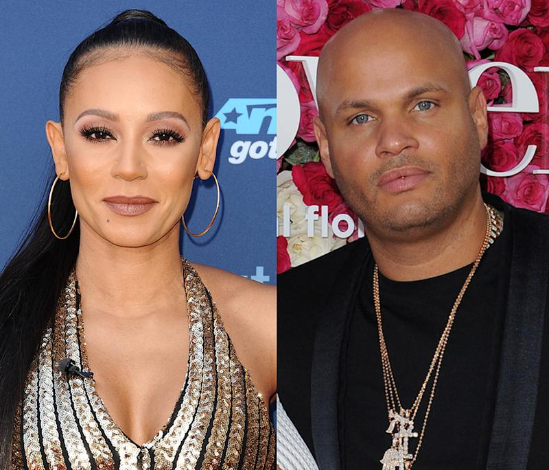 Mel B has a long list of abuse allegations against her soon-to-be ex-husband, Stephen Belafonte. (Photos: Getty Images)