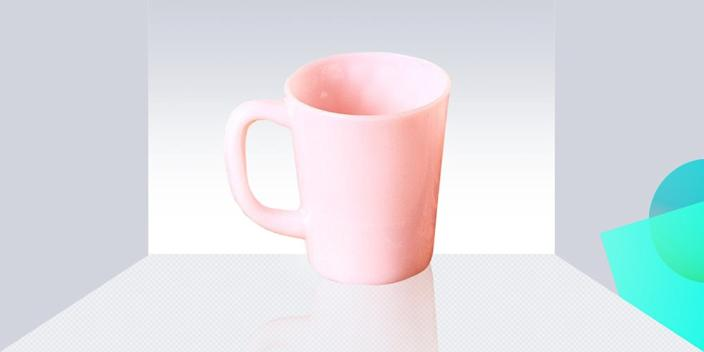 """<div class=""""caption""""> For the minimalist who likes a little pizazz, we love Moser's milk glass mug in pastel pink. The retro material says """"timeless"""" but the color and shape screams """"fresh and cool!"""" <a href=""""https://comingsoonnewyork.com/products/pink-milk-glass-mug"""" rel=""""nofollow noopener"""" target=""""_blank"""" data-ylk=""""slk:SHOP NOW"""" class=""""link rapid-noclick-resp"""">SHOP NOW</a>: Pink milk glass mug by Mosser Glass, $20, comingsoonnewyork.com </div> <cite class=""""credit"""">Photo courtesy of Coming Soon</cite>"""