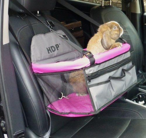 HDP Deluxe Lookout Dog, Cat and Small Animal Booster Car Seat