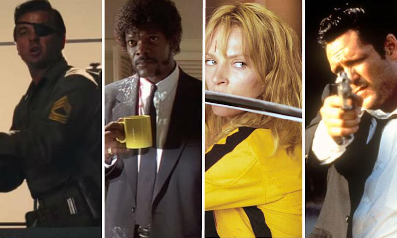Tarantino Cinematic Universe revealed