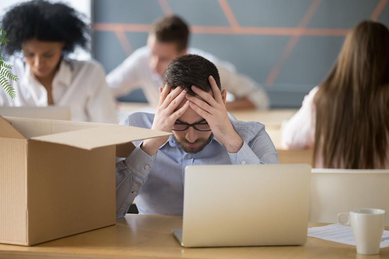 Redundancy can take toll on your mental health. Photo: Getty