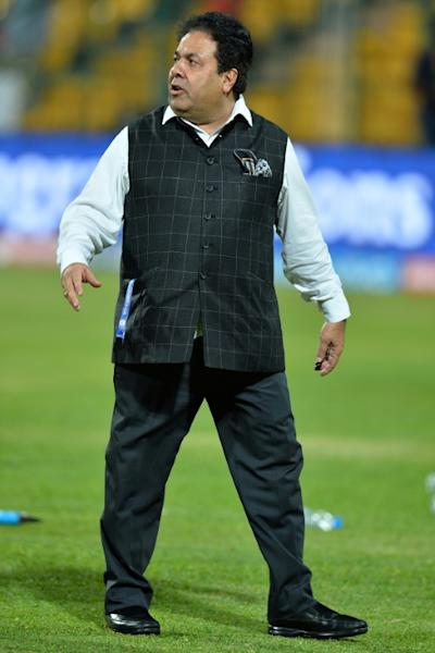 Rajeev Shukla, chairman of the Indian Premier League