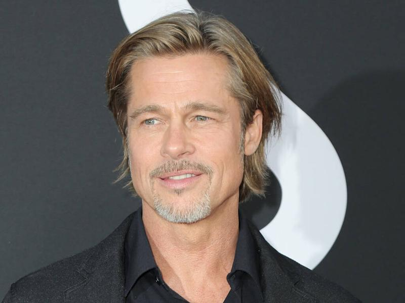 Brad Pitt named brand ambassador for Brioni