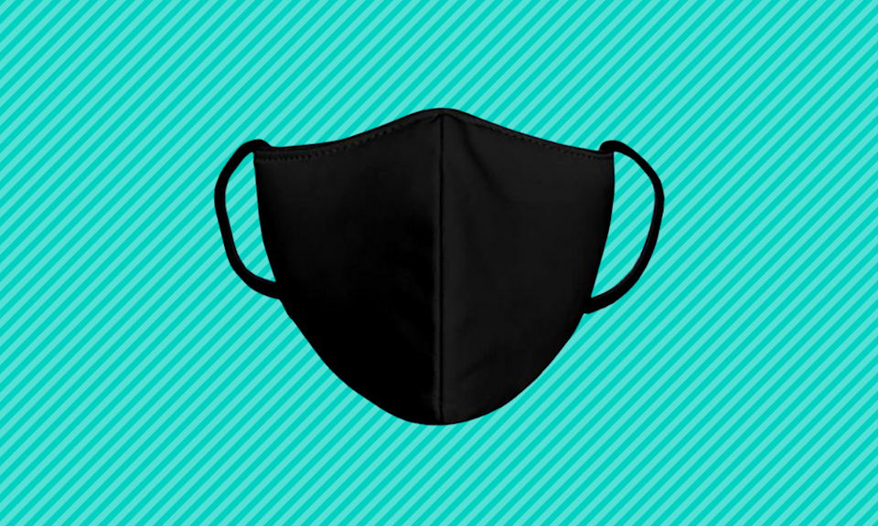 Get a high-tech mask—for just $19. (Photo: Space Mask)
