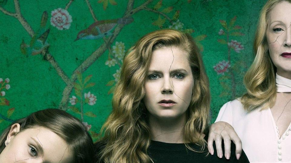 "<p>Amy Adams' psychological thriller, <em>Sharp Objects</em>, based on a book of the same name, seemingly dominated summer a couple years ago. Playing an alcoholic reporter, Adams returns to her hometown to investigate a murder and finds herself back under the thumb of her Missouri-dwelling mother (Patricia Clarkson). By the end, the whole story turns into something more complex than a brief summary could explain.</p><p><a class=""link rapid-noclick-resp"" href=""https://play.hbonow.com/series/urn:hbo:series:GWv7yvAGvXCm-lwEAAAE-?camp=Search&play=true"" rel=""nofollow noopener"" target=""_blank"" data-ylk=""slk:Watch Now"">Watch Now</a></p>"