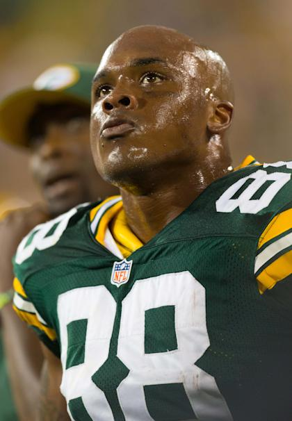 Jermichael Finley hasn't played in a game since Oct. 20. (USA TODAY Sports)