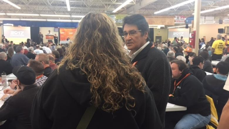 One member, one vote up for debate at Manitoba NDP convention