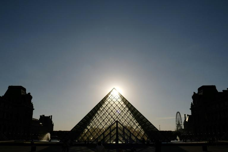Peak Louvre: Visitor numbers at the Paris museum fell back below the 10 million mark in 2019
