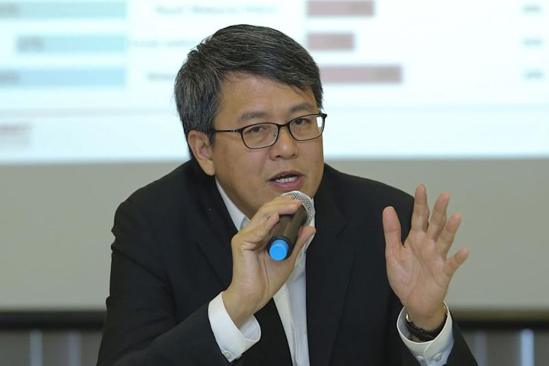 Gan said MCA needs a proper roadmap and not just lip service in its bid to reform itself, following a disastrous performance at the polls. — Picture by Yusof Mat Isa
