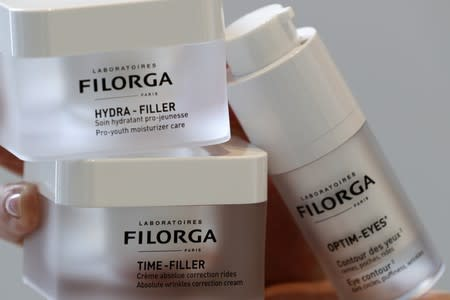 Colgate to buy skin care business of France's Filorga for $1.69 billion