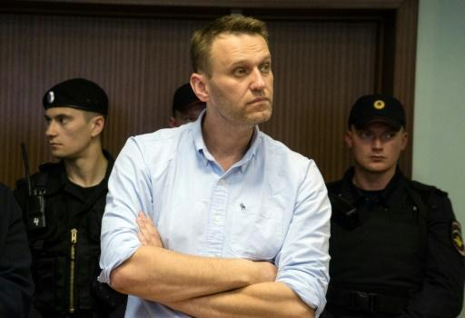 Russia releases opposition leader Navalny from jail