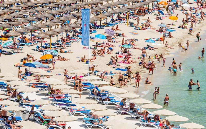 A number of key tourist resorts are targeted by the new rules - getty