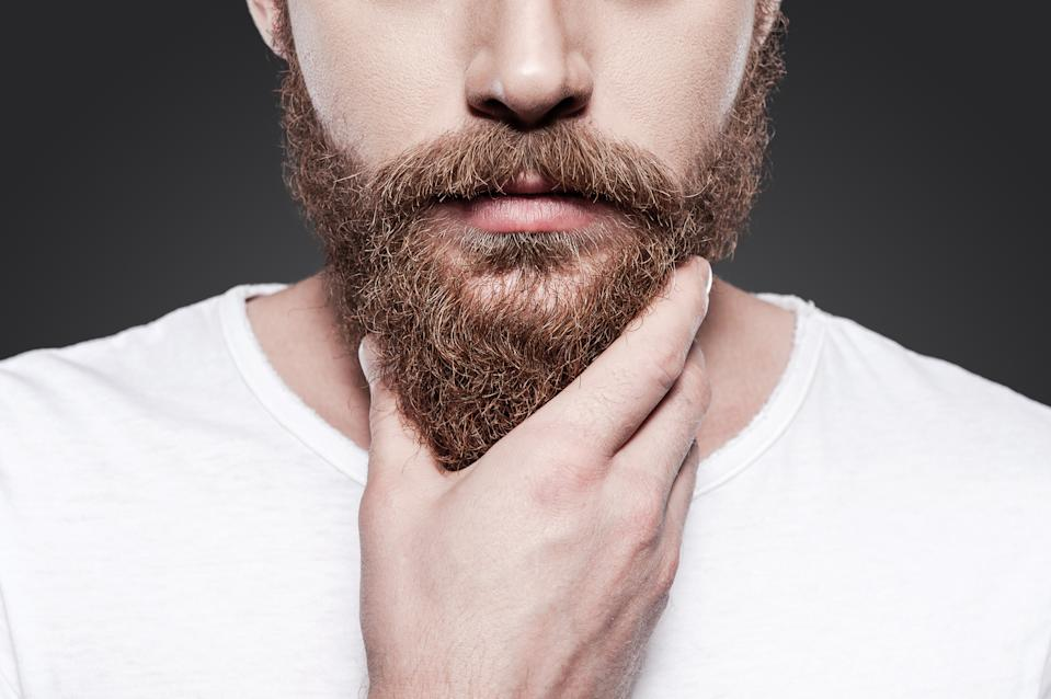 """In previous decades facial hair has had its moment, but the 2010s saw our bushy beard love reach fuzzy new heights. Despite a <a href=""""https://nypost.com/2015/05/04/science-proves-that-beards-contain-fecal-matter/"""" rel=""""nofollow noopener"""" target=""""_blank"""" data-ylk=""""slk:2015 report"""" class=""""link rapid-noclick-resp""""><strong>2015 report</strong></a> about beards being full of faecal bacteria threatening to put an end to the furry fad, we're still showing no signs of reaching peak beard. Other 'Bs' making their mark on the decade include K-pop band, BTS, who have stolen the World's biggest boyband crown from the likes of the Back Street Boys, and barre which outed yoga as our fave form of fitness. [Photo: Getty]"""