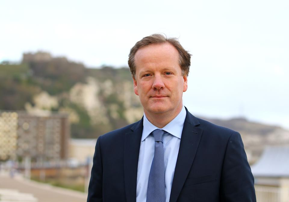 Charlie Elphicke, Conservative Member of Parliament for Dover in Kent. (Photo by Gareth Fuller/PA Images via Getty Images)
