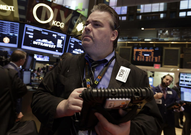 Stock investors hit from all sides in January