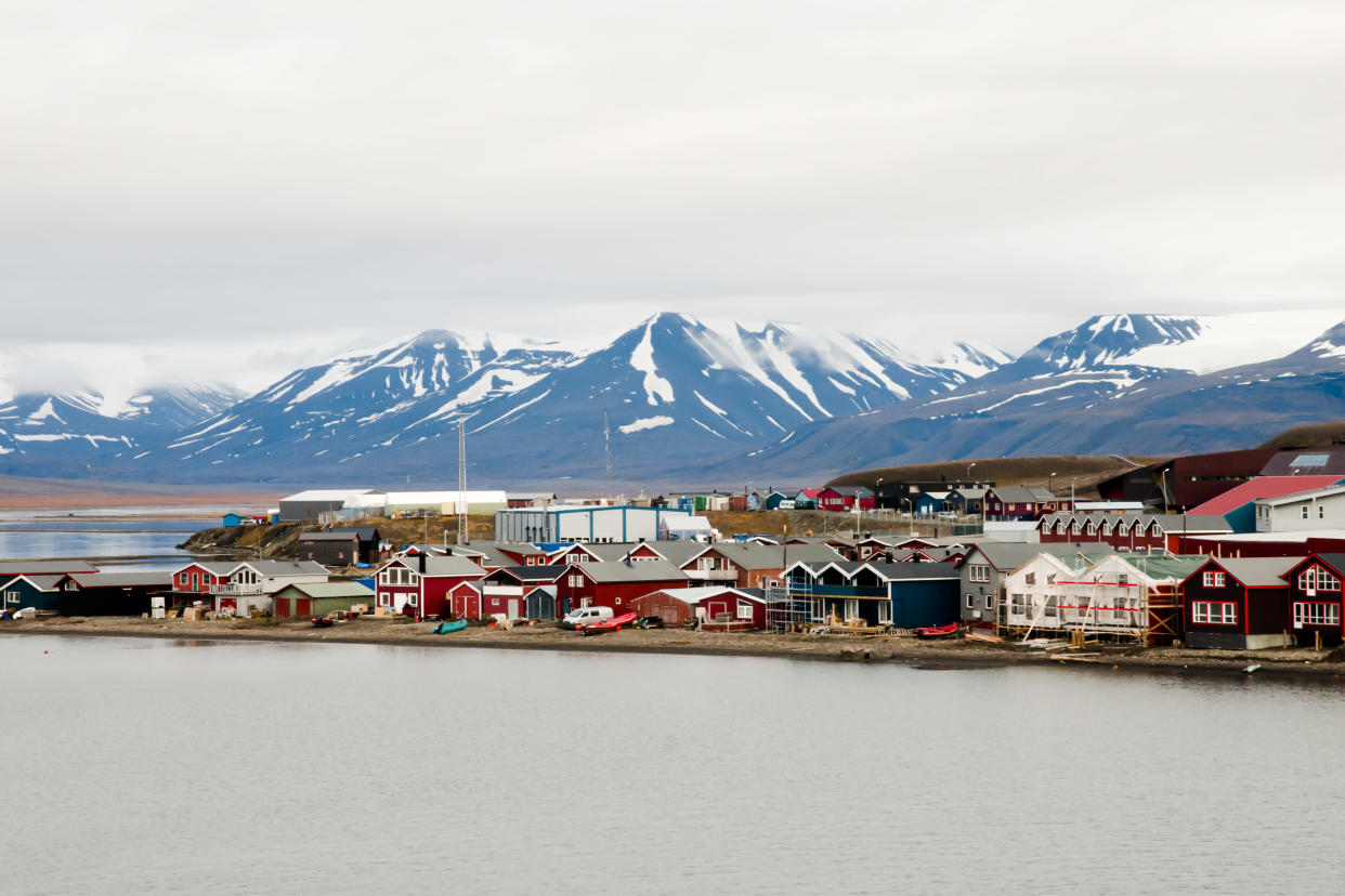 One of the most northernmost cities in the world