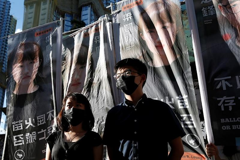 Hong Kong Police Arrests Prominent Democracy Activist Joshua Wong for 'Illegal Assembly' in 2019
