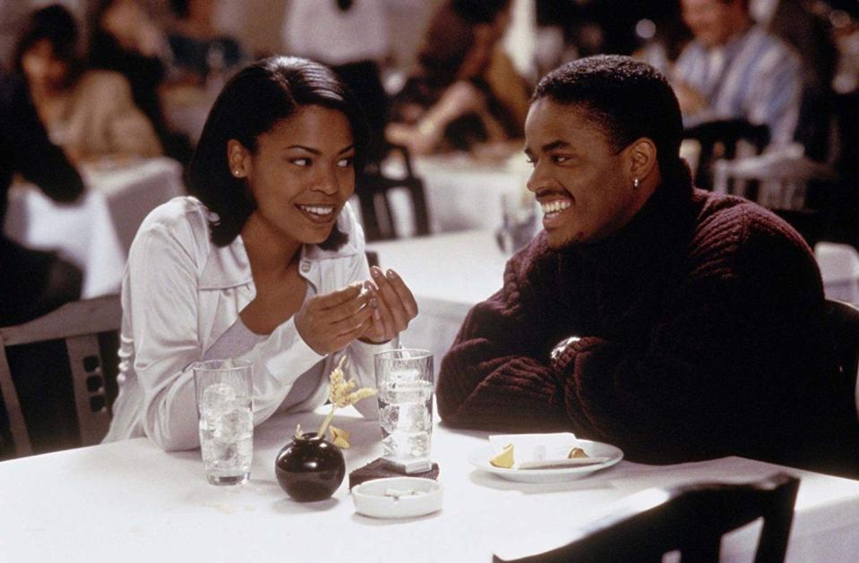 "<p><strong>Cast: </strong>Larenz Tate, Nia Long, Isaiah Washington<br></p><p>After a chance meeting at a club, an aspiring writer and photographer form an instant, passionate connection. But past relationships threaten their budding romance.</p><p><a class=""link rapid-noclick-resp"" href=""https://www.amazon.com/gp/video/detail/B075KLVBSZ/ref=atv_dl_rdr?tag=syn-yahoo-20&ascsubtag=%5Bartid%7C10072.g.28122982%5Bsrc%7Cyahoo-us"" rel=""nofollow noopener"" target=""_blank"" data-ylk=""slk:Watch Now"">Watch Now</a></p>"