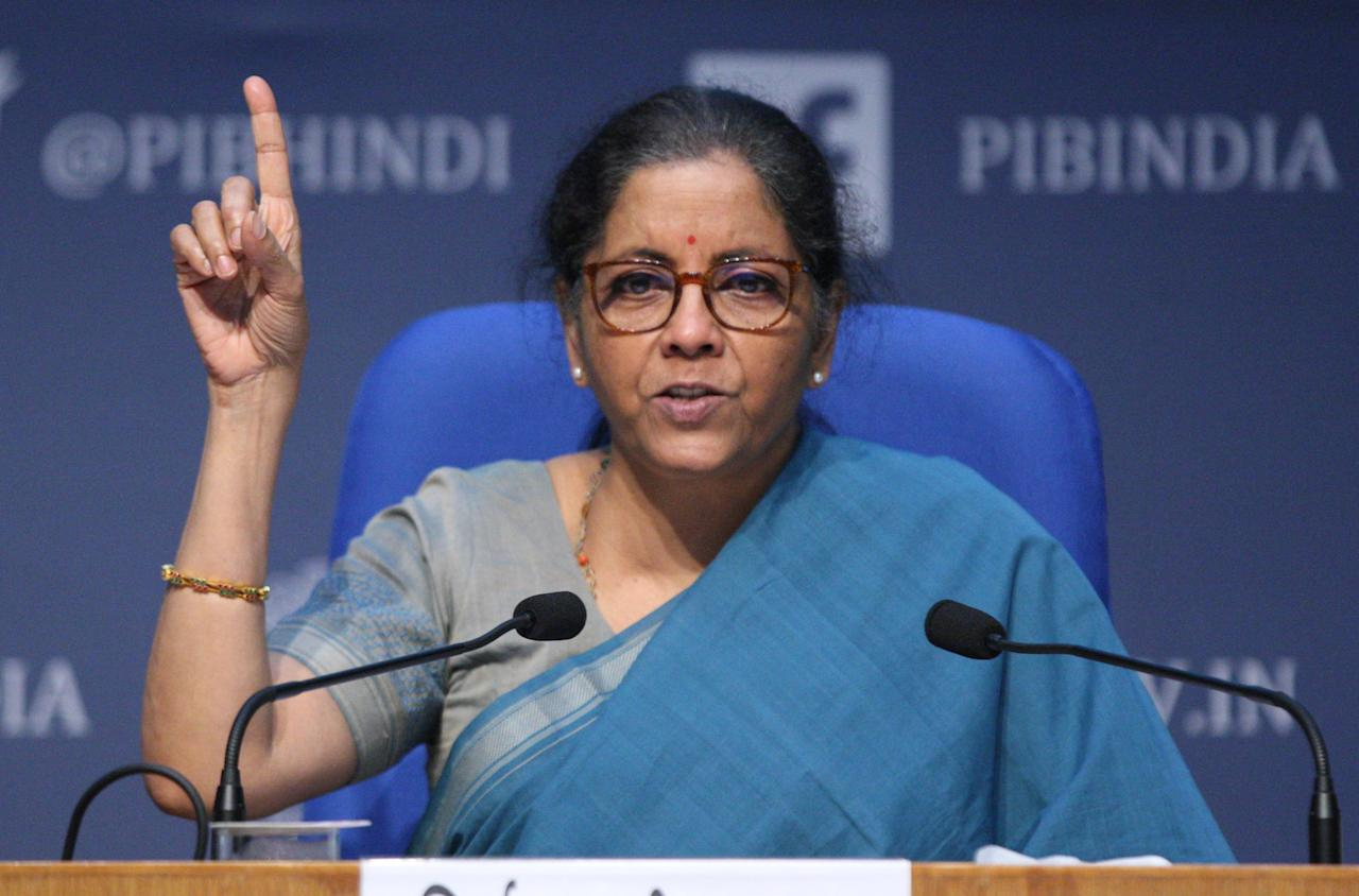 Nirmala Sitharaman was born on 18 August 1959 in a Tamil Iyengar Brahmin family in Madurai, Tamil Nadu to Savitri and Narayanan Sitharaman who was a railway employee.
