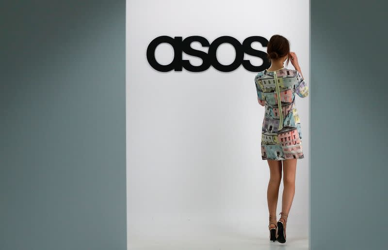 Retailer ASOS shores up finances as coronavirus hits sales