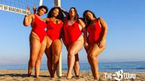 """<p>""""Putting my love of fashion editorials, with my love of empowering and inspiring body confidence in women into one, affordable, tangible project for my following was the inevitable next step for #BeInYourSkin."""" (Photo: The B Word) </p>"""