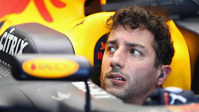 """Everything went wrong for Daniel Ricciardo in Melbourne. """"It's been a long week. I just feel bad for the fans,"""" said the Australian."""