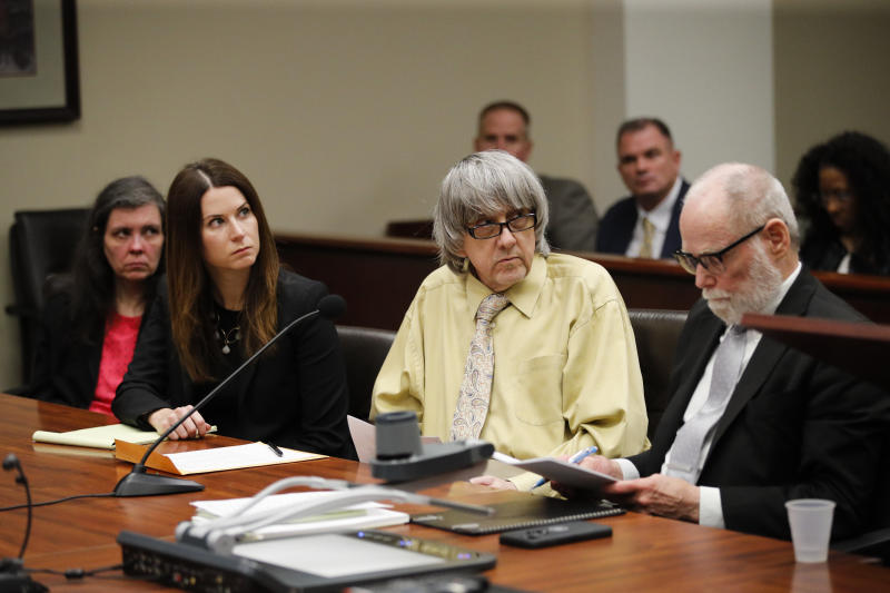Turpin 'House of Horrors' couple plead guilty to abusing children
