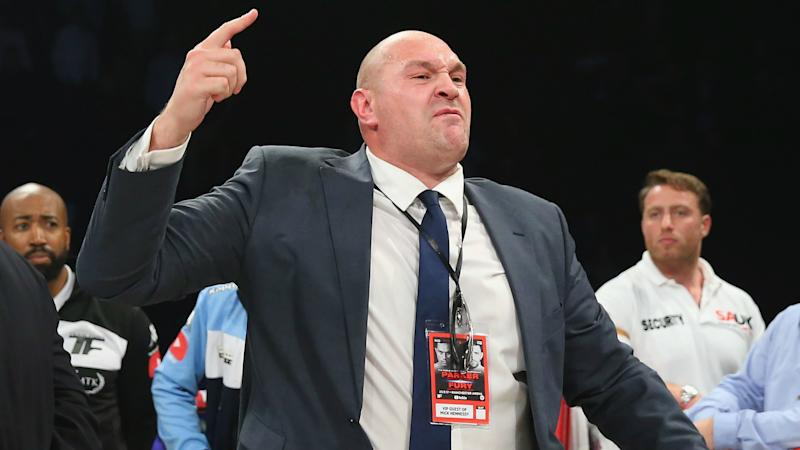 Joshua? No contest, I'll knock him out easily – Fury taunts heavyweight champ